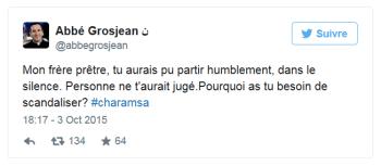 Twiter de Grosjean