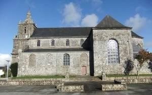 L'église de Laz