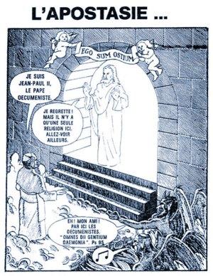 L'apostasie de J.P.²