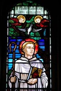 Saint Columba (Colum Cille)