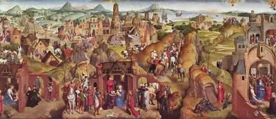 L'Avènement et triomphe du Christ