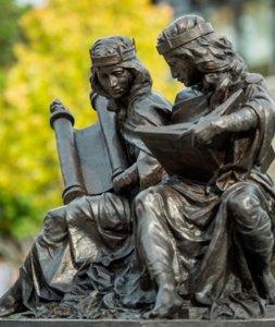 Les deux sœurs, la Secte Conciliaire et la Synagogue