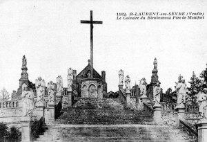 Calvaire, Grignion-de-Montfort de Saint-Laurent-sur-Sèvre