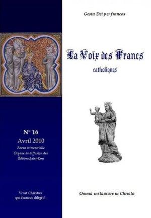 La Voix des Francs N° 16