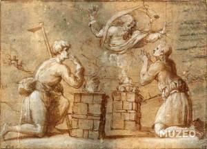 Le sacrifice de Caïn et Abel