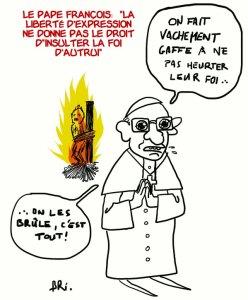 l'antipape François