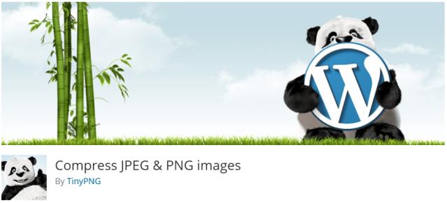 TinyPNG logo for top wordpress plugins list