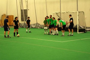 Free Kick: Barracudas vs Best of the Worst
