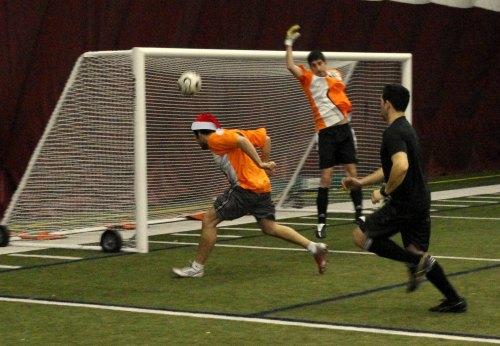 Footy Sevens Friday Coed League