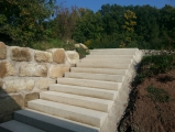 <p>Fertige Treppe</p>