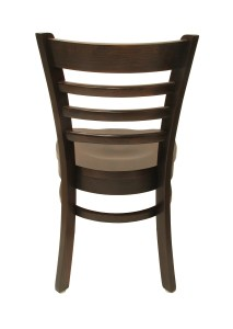 6400 Series Chair - Back View