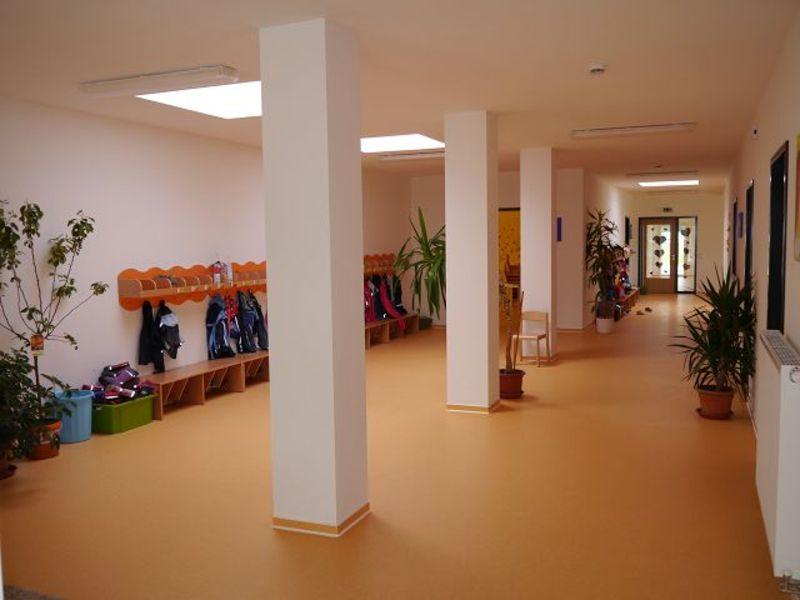 , Kindergarten Achstetten, Heinkel Modulbau