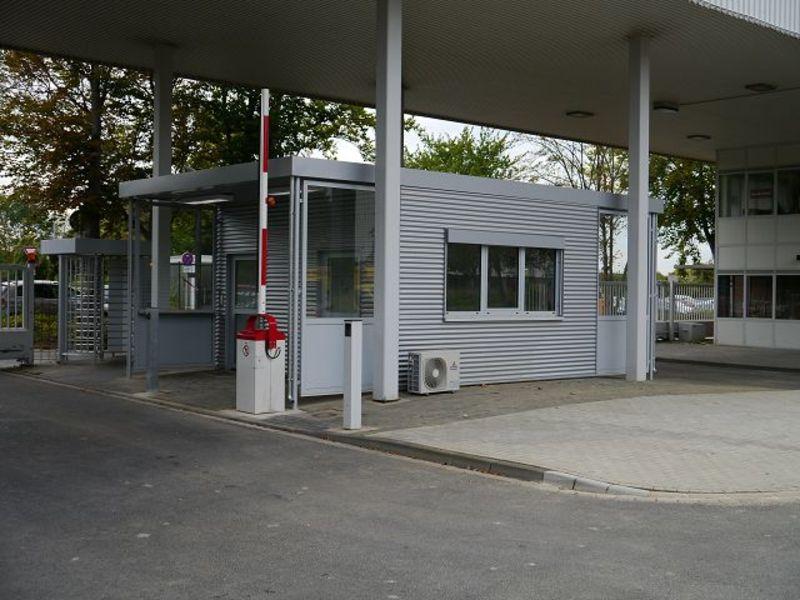 , Volkswagen AG, Werk Salzgitter, Heinkel Modulbau