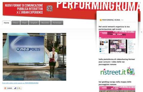 performingroma