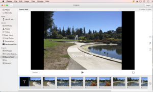 Open Project in Apple Photos 2.0