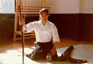 Shoji Nishio Sensei