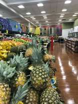 The fresh produce section in CTown on Sunday, Sept. 27, 2020, in Bethlehem, PA. The fresh produce is the first thing a customer sees when they enter the supermarket. (JOUR24/Mirembe)