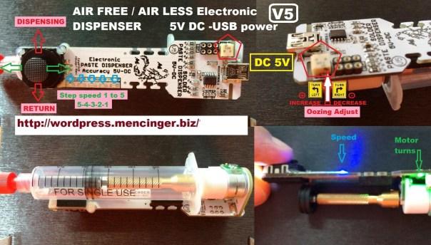 Dispenser V5 MasterPg