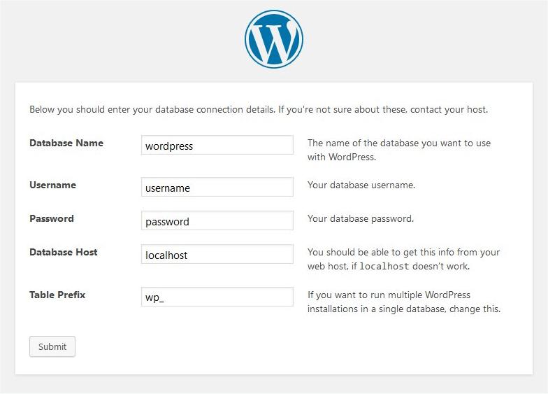 How to install WordPress | WordPress org