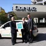 Ab sofort in Augsburg: eco-Taxis