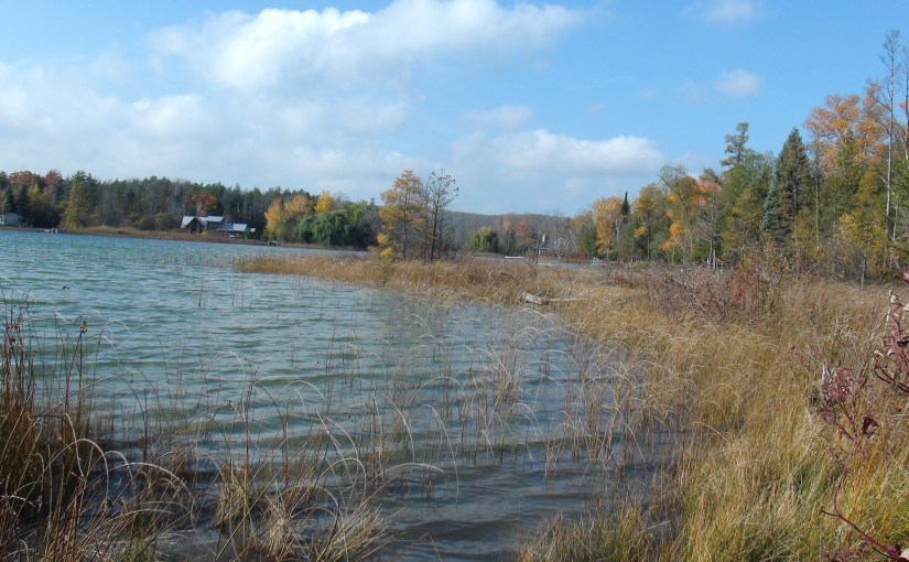 Little Traverse Lake Waterfront lot for Sale in Leelanau County