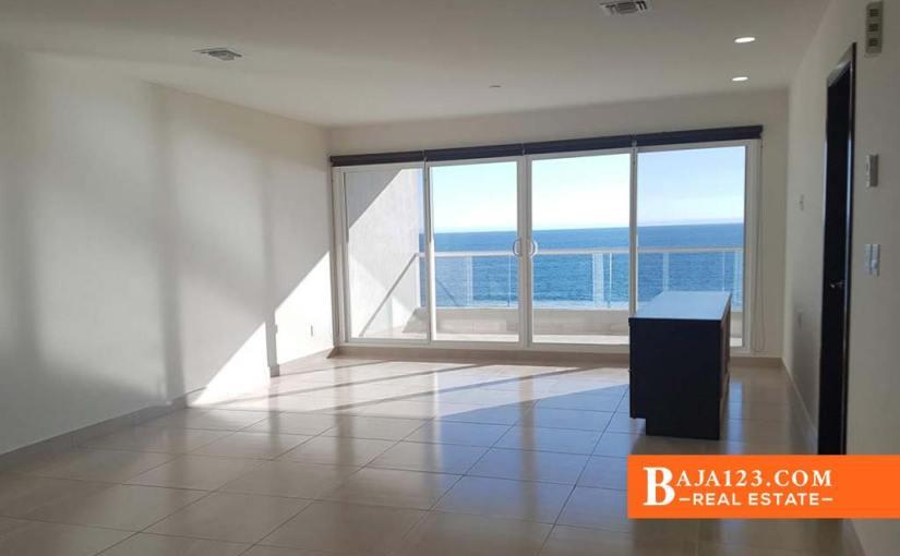 Oceanfront Condo For Sale in La Jolla Excellence, Rosarito Beach – $245,700 USD