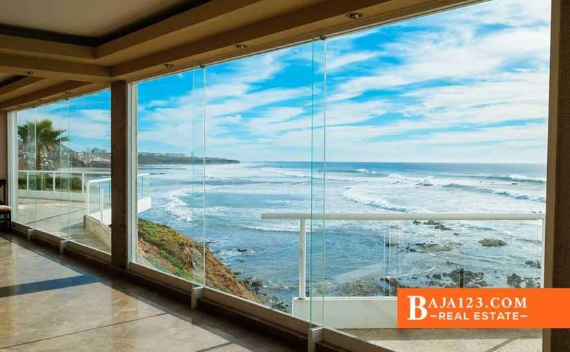 SOLD – Oceanfront Condo For Sale in Las Palmas, Playas de Rosarito – $238,000 USD