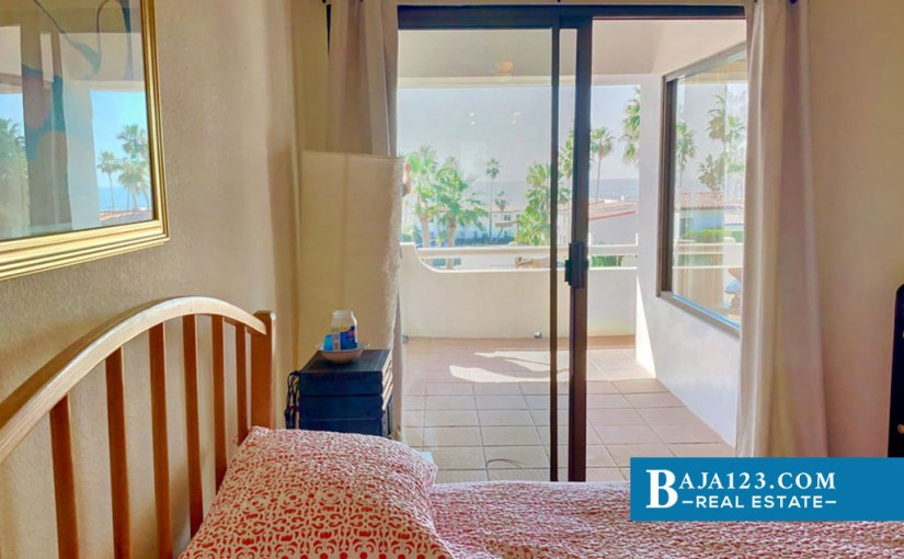 Ocean View Condo For Sale in La Paloma, Playas de Rosarito