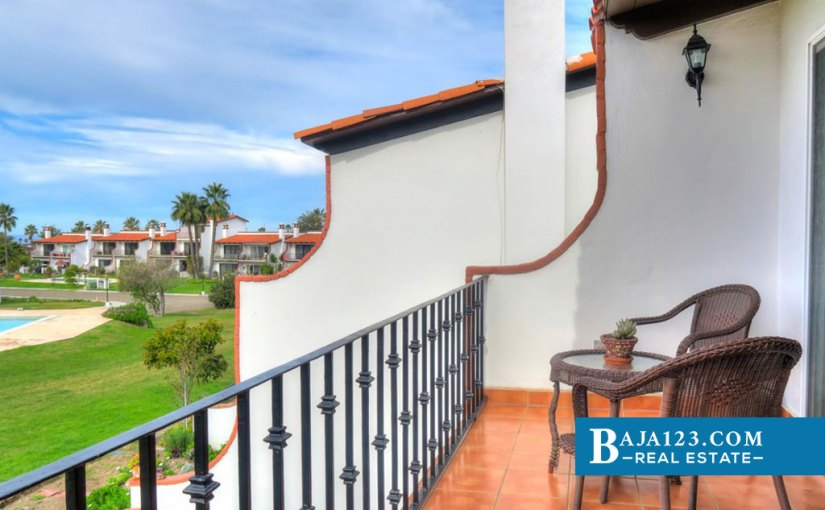 Ocean View Home For Sale in Bajamar, Ensenada