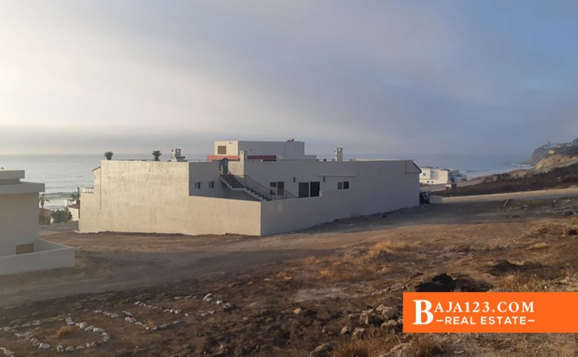 EXPIRED – Ocean View Lot For Sale in Plaza Del Mar, Playas de Rosarito – USD $124,000