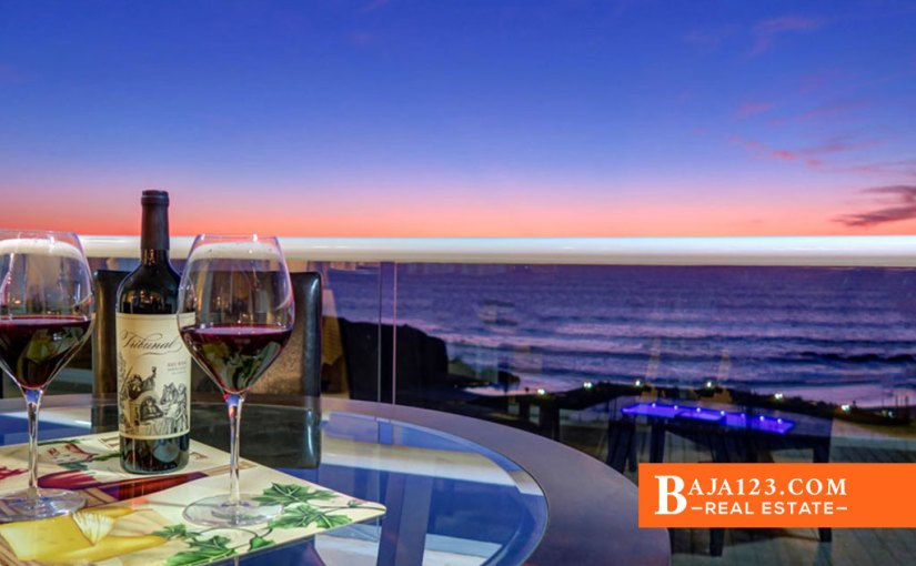 Oceanfront Condo For Sale in La Jolla Excellence, Playas de Rosarito