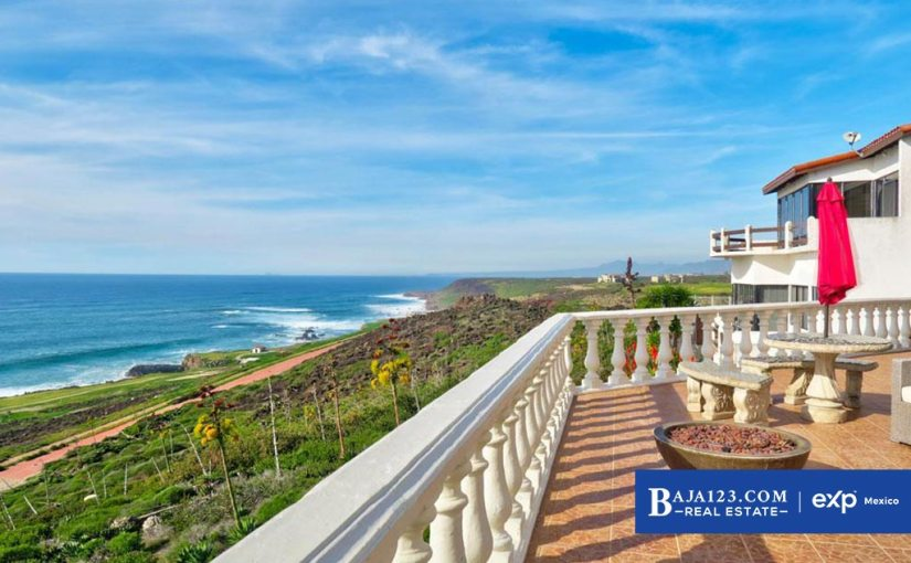Oceanfront Home For Sale in Bajamar, Ensenada – $675,000 USD