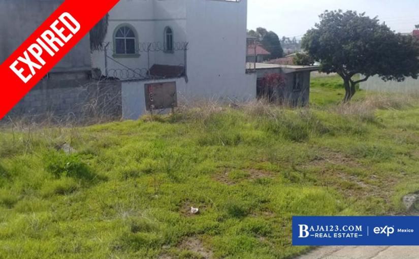 Lot For Sale in Rancho Altamira, Playas de Rosarito