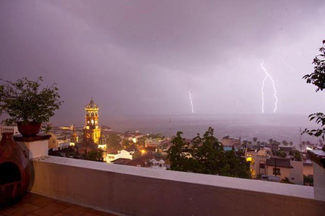 Rain Season Puerto Vallarta