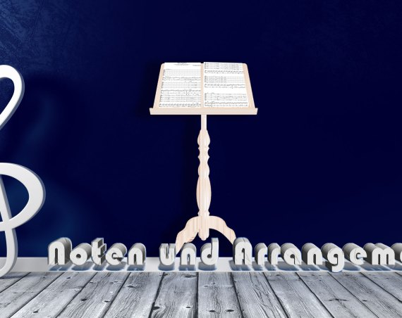 Noten und Arrangements