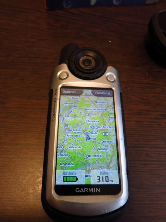 Garmin Colorado 300 Outdoor GPS Gerät