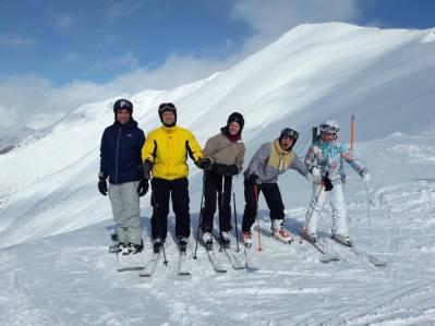 Skiweekend_Rosie