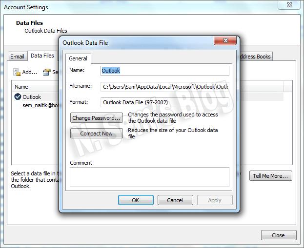 ANSI PST & Unicode PST step-6