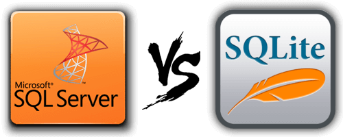 difference between SQL and SQLite