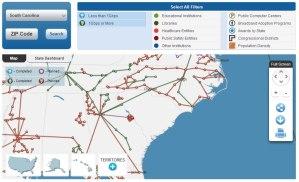 south carolina broadband act share