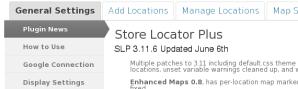 Plugin News Store Locator Plus