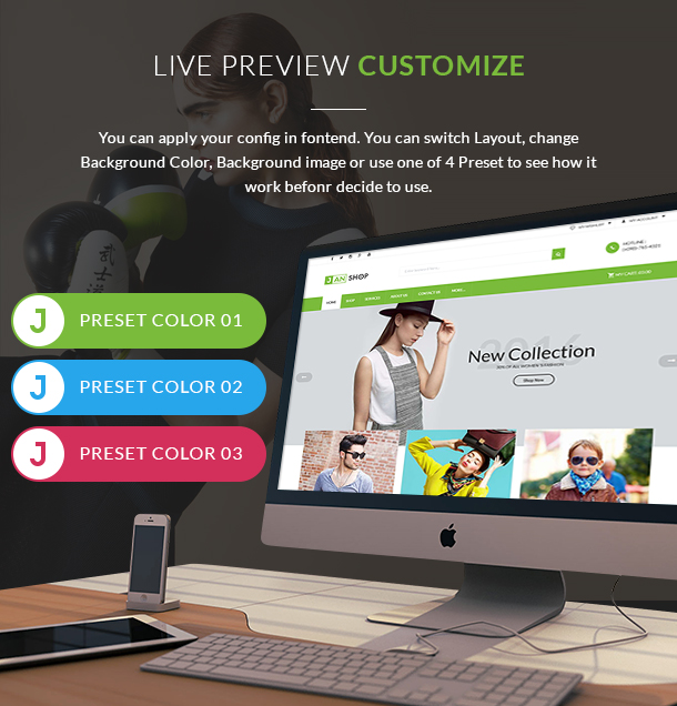 VG JanShop - Responsive WooCommerce WordPress Theme - 10