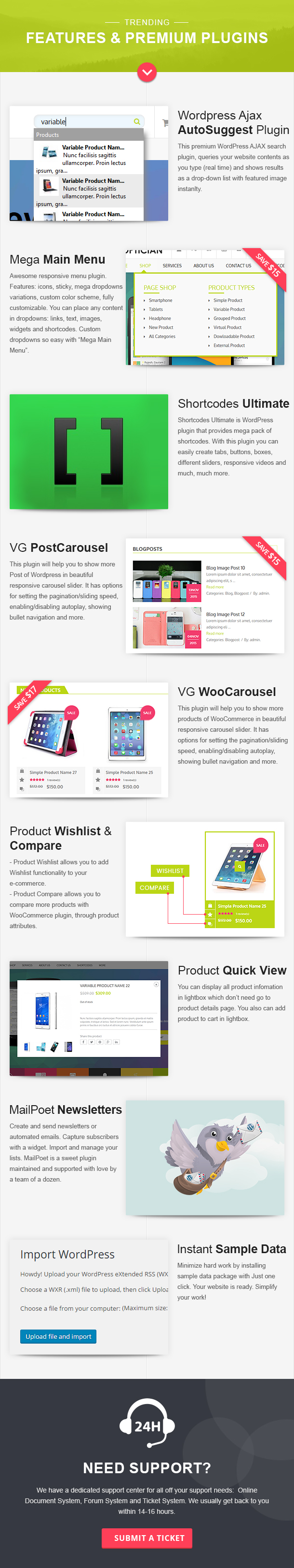 VG Optician - Responsive eCommerce WordPress Theme - 16