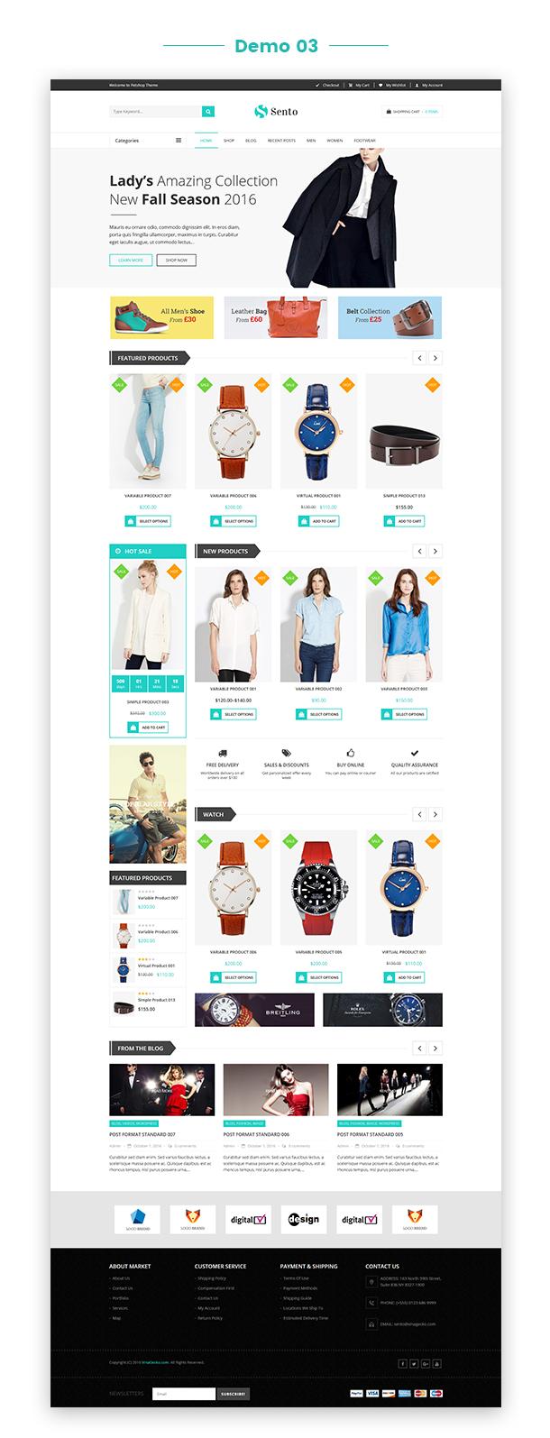 VG Sento - eCommerce WordPress Theme for Fashion Store - 24