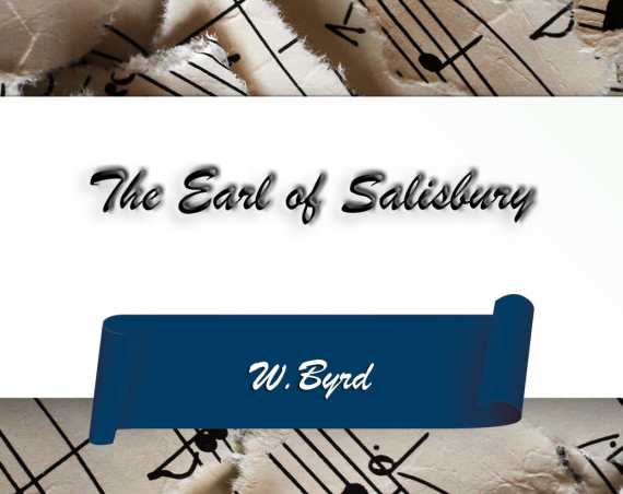 The Earl of Salisbury