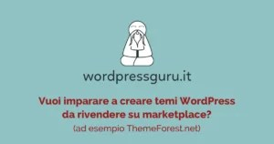 Costruisci temi WordPress
