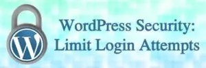 wordpress login limit attempts