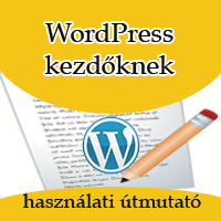 WordPress használata kezdőknek
