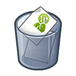 WordPress lomtár automatikus ürítése