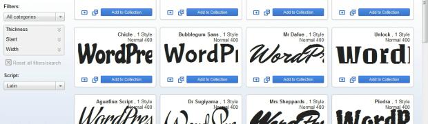 A WordPress betűtípusainak megváltoztatása a WordPress Google Fonts Pluginnal